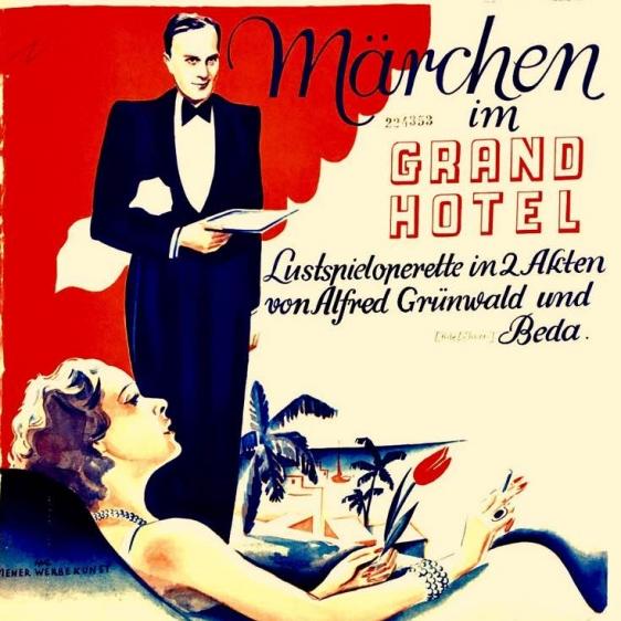Staatsoper Hannover | Märchen im Grandhotel | Damenquartett
